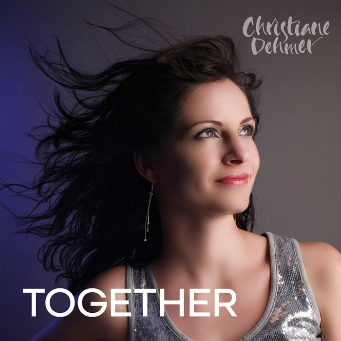 Together, Christiane Dehmer, album cover, EP,